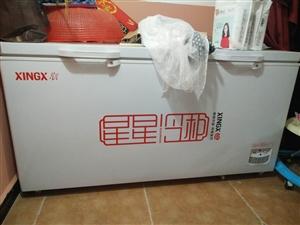 星星冷柜,厂家直发,只用了一个月,有意者面谈,陈先生。