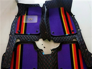 专车专用全包围汽车脚垫后备箱垫