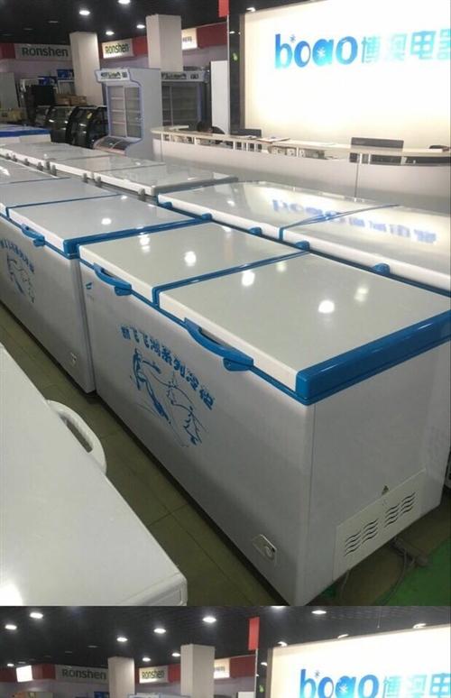 新飞大冰柜,长1米9。宽80。 688L买来只用了一年,现低价出售!