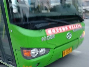 广前路公交车