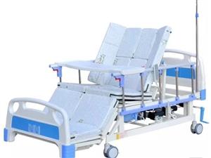 电动护理床,带遥控及其他相关配件,八成新,现在便宜处理,东西绝对可以放心使用,有需要的请联系。 联...
