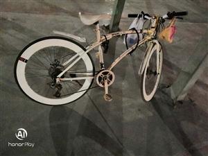 公路自行车,九成新,买了摩托车很少骑了!