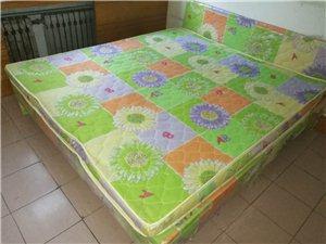 二手床两张,一米八,一米五,