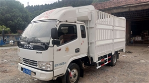 多台准新小货车2.6-3.8米箱式 高栏 翻斗