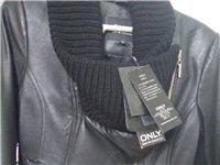 本人有一件ONLY皮衣,全新,有吊牌M号,价格可以商量。