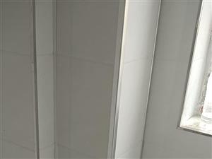 定做安装小区卫生间厨房阳台下水管道装饰护角,有pvc材质,钛镁合金支架,微晶石uv板,质量好,包安装