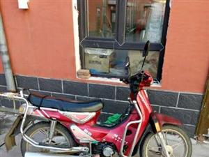 宗申弯梁子摩托车