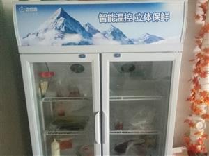 九成新展示柜17年12月份卖的  有发票  非诚勿扰