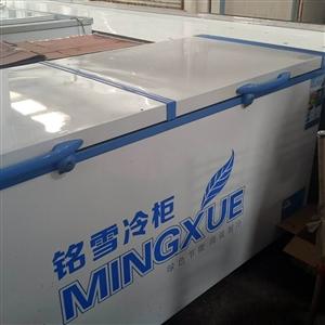 单温大冰柜,容量758升。刚买一年。
