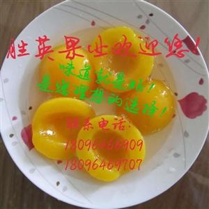 砀山黄桃罐头