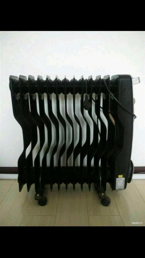 现有九五成新电暖气一台,方便好用,低价出售。