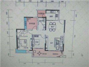云鼎天阙3室 2厅 2卫59万元