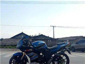 转让一辆摩托车  八九成新