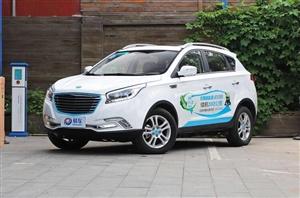 华泰ev 260新能源SUV