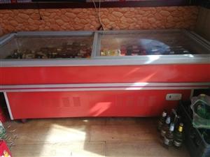 出售二手展示柜 四开门冷冻冷藏 冰柜 桌子 椅子 和厨房用品