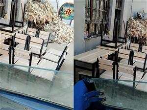 ��人出售九成新餐桌,椅,有需要的�系   ,15373026940      13673218664...