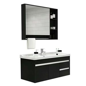 出售新的一米浴室柜,家里买大了,买时1000元,现赔钱卖700不议价,15500082010