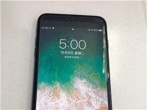二手苹果7布拉斯32g。 9.5新。看的上的联系我。微信15907988795