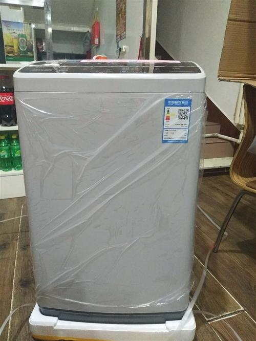 超低价出售TCL全自动洗衣机。全新未用   地址,宾县街里   电话13936647094。