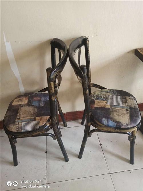 铁艺椅子,九成新