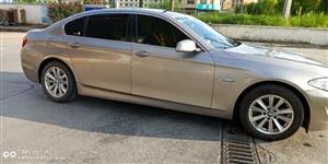 宝马525Li豪华版13款私家一手车