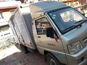 福田驭菱VQ1轻型箱货。油气两用。车籍15年3月。原车件,没事故。里程少(8千公里),没出力,自己开...