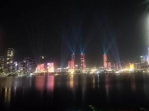 深圳改革开放40周年处处放光彩。作品拍摄,yang俊★