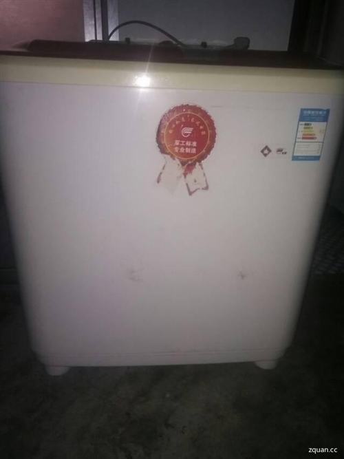 ??【二手出售】 长风半自动洗衣机,8.8容量,七,八成新,400块钱,要的联系:15291055...