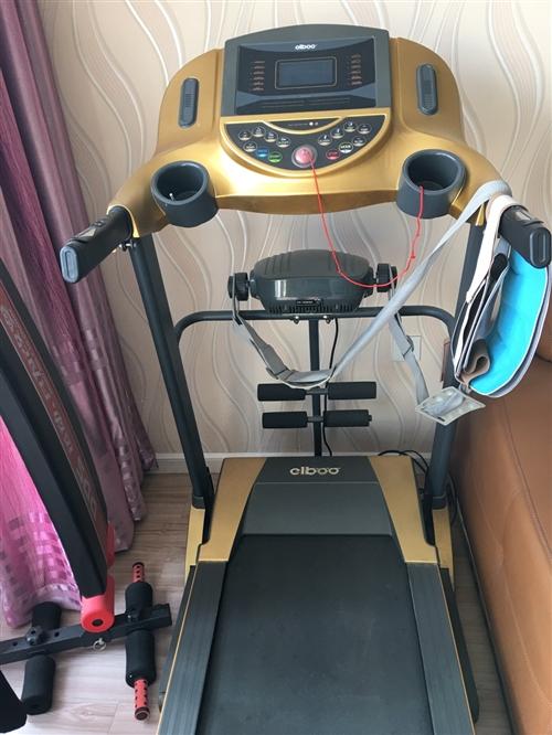 家用跑步机,几乎全新