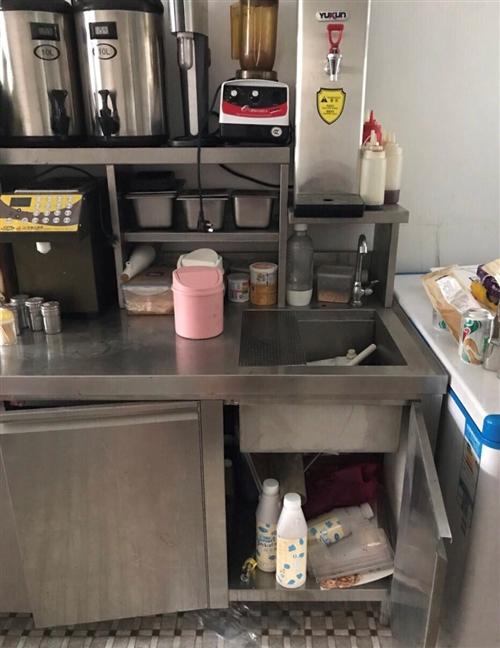 奶茶所有设备转让