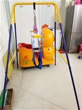 婴幼儿弹跳健身秋千架,孩子不用了,欲出售。15225698206