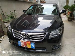 2015年上牌的丰田凯美瑞出售
