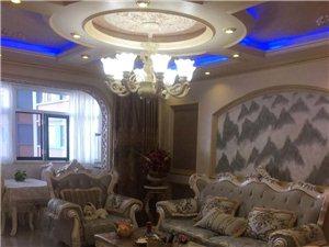 财富国际9楼欧式装修风格!可做婚房!