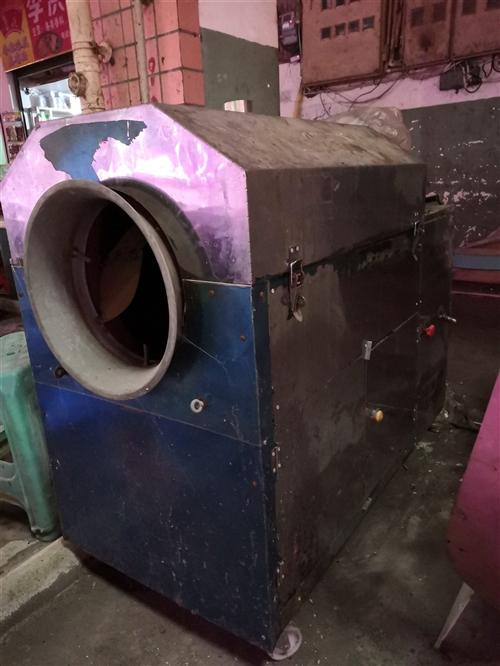 炒货机低价出售才用半年多,800元出售