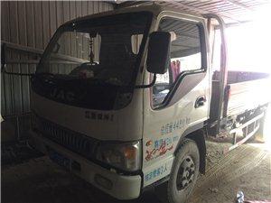 江淮4米2宽体货车