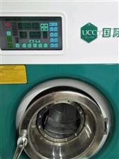 转让干洗设备全套(干洗机、水洗机、烘干机、全套洗衣材料、消毒柜、烫台机、包装机及一辆电瓶车)