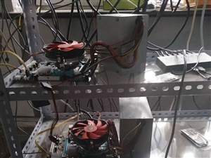 出售工作室搬砖电脑,价格美丽,可来查看