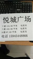 悦城广场2室 1厅 1卫43.5万元