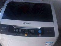 出售全自动三洋洗衣机一台,9成新,地址名城外滩