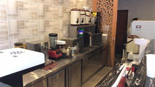 出售奶茶店设备