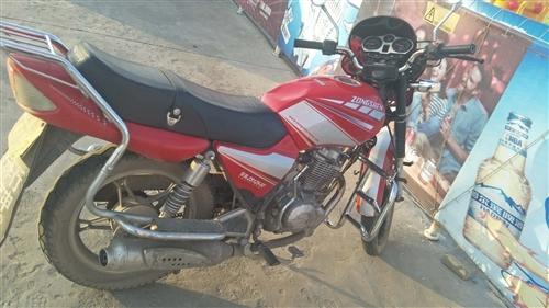 出售宗申一零年125摩托车