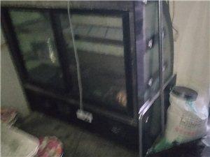 美的保鲜展示柜。用了一个月,分三层用于凉菜熟食展示等等等