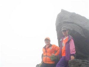 11月21日,澳门太阳城平台微马协会攀登黄牛石,很有趣的活动!