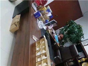 办公桌+柜子 3米*3米