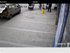 安能物流送货的工人送货偷狗