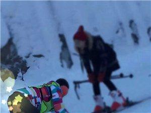 高薪诚聘滑雪教练