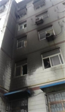 """电动车""""飞线""""充电起大火,1至4层楼面全部被烧黑......"""