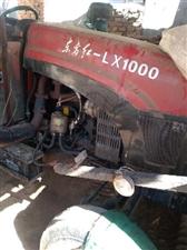 东方红1000型拖拉机