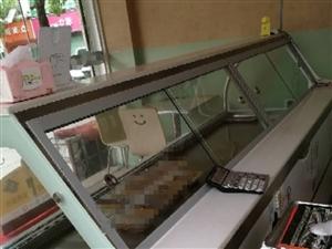 因店铺不开,现将九成新的熟食制冷保鲜柜低价出售,有需要的朋友联系我。电话:15279406557