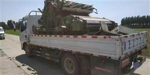 4.2米六轮货运物流搬家长短途运输
